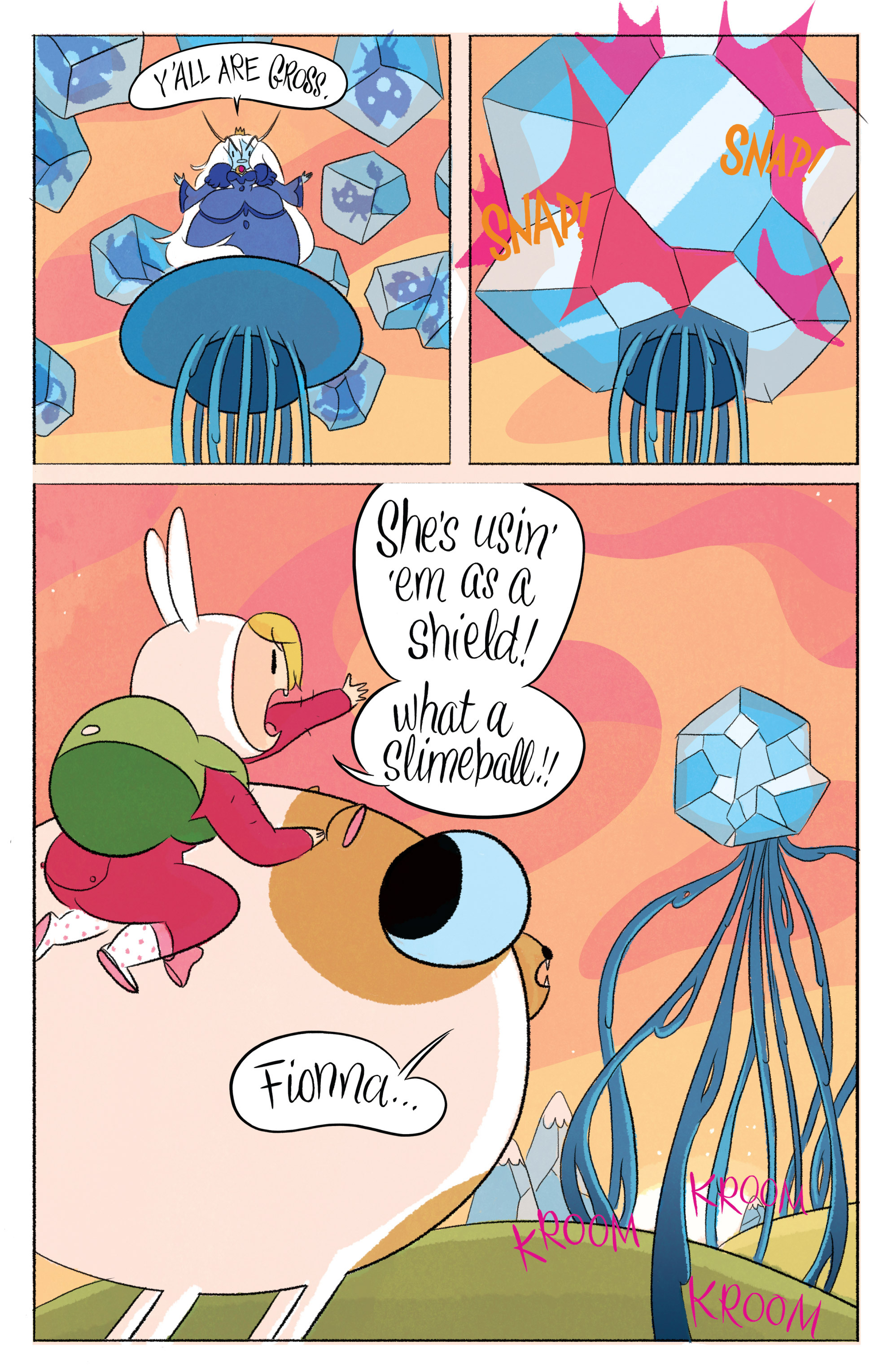 Read online Adventure Time with Fionna & Cake comic -  Issue #2 - 14