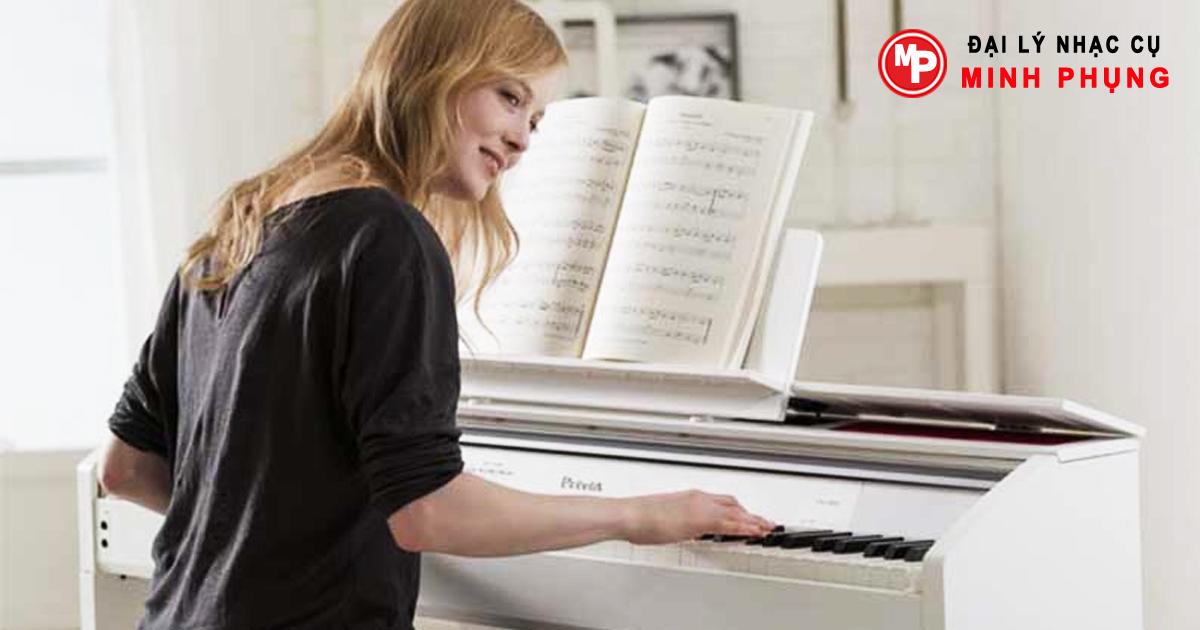 Nên tự học đàn piano tại nhà hay đến trung tâm sẽ tốt hơn?