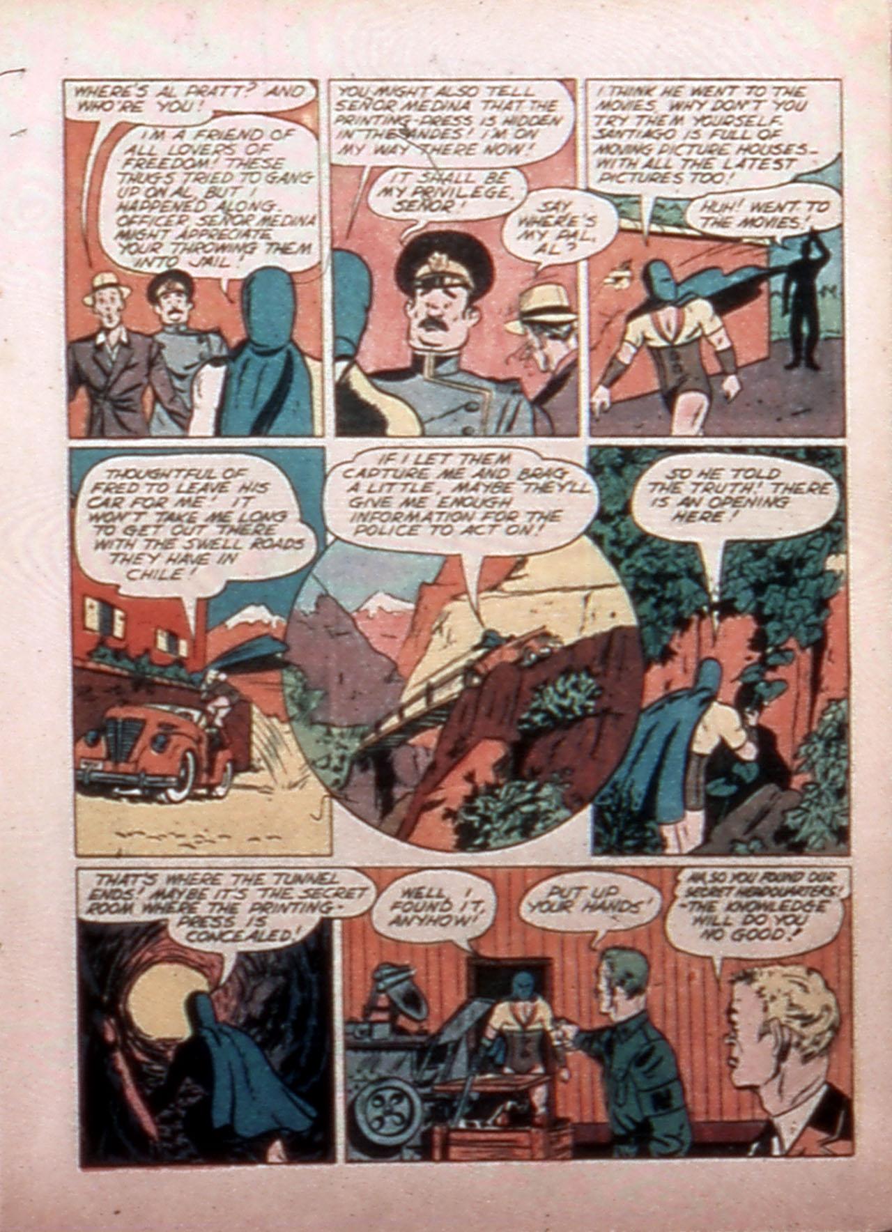 Read online All-Star Comics comic -  Issue #9 - 23