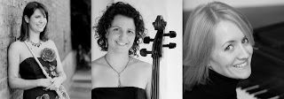 The Metier Ensemble - Claire Overbury, Sophie Rivlin, Elspeth Wyllie