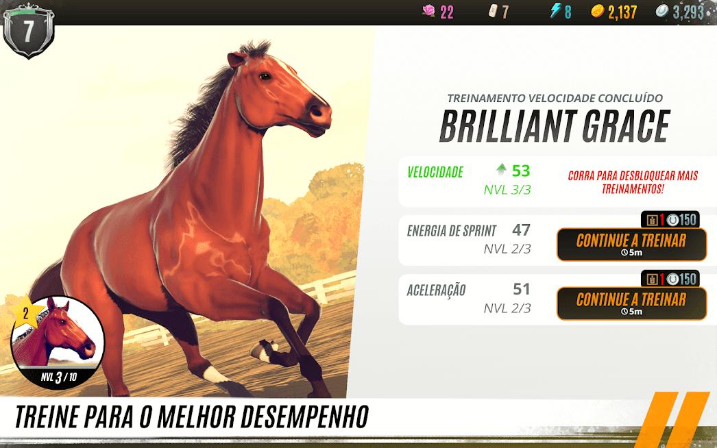 Rival Stars Horse Racing APK MOD Inimigos Lentos v 1.24