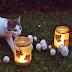 DIY: Jesenné svietniky