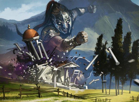 Tomasz Jedruszek artstation ilustrações fantasia card games