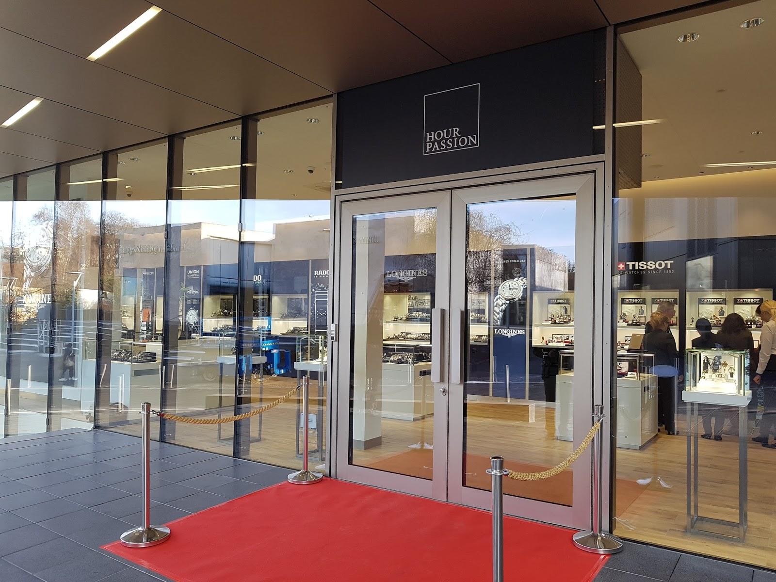 varm försäljning söt billig plockade upp New boutique opening - The HOUR PASSION Metzingen - Watch I Love