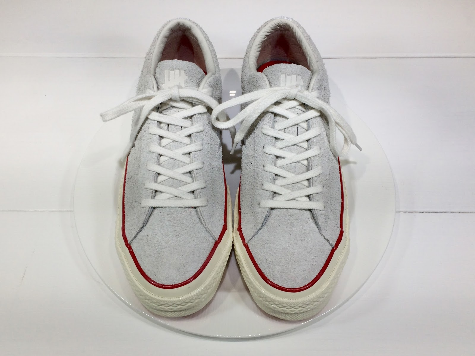bd09c870bbdc5a PROCEED Sneakers   Supplies  Undefeated x Converse First String One ...