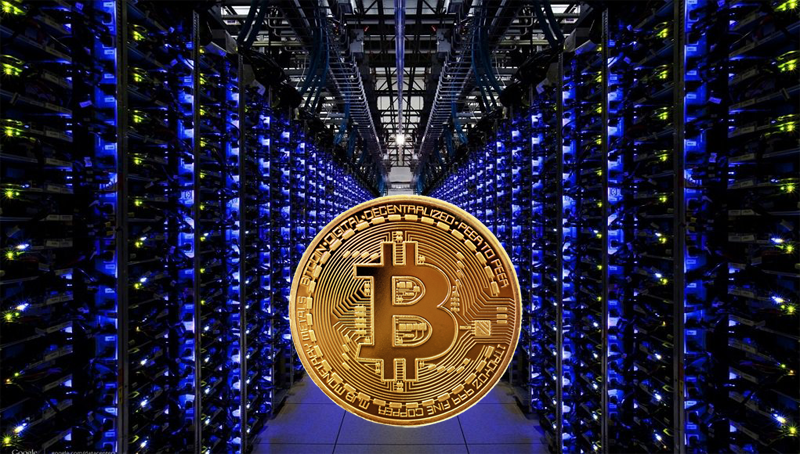 bitcoin network supercomputer to mining