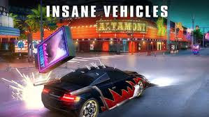 Gangstar Vegas Mod v2.8.0j Apk+Data Unlimited Money VIP Terbaru