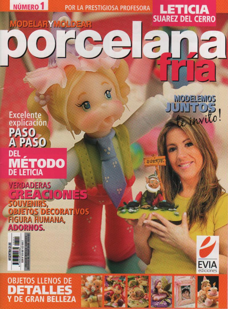 Porcelana Fría Nro. 01 – Leticia Suárez del Cerro