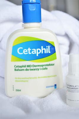 uroda, średniaki kosmetyczne, cetaphil, hydrolat, isana, bielenda, super power mezo serum, resibo, it's skin,