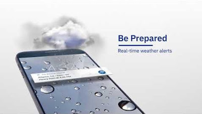 The Weather Channel: Fall Forecast & Live Alerts Apk free on Android