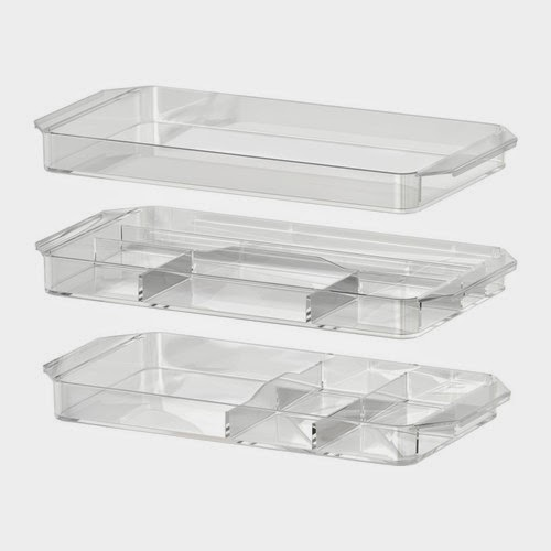 And Another Organizer Idea From Ikea