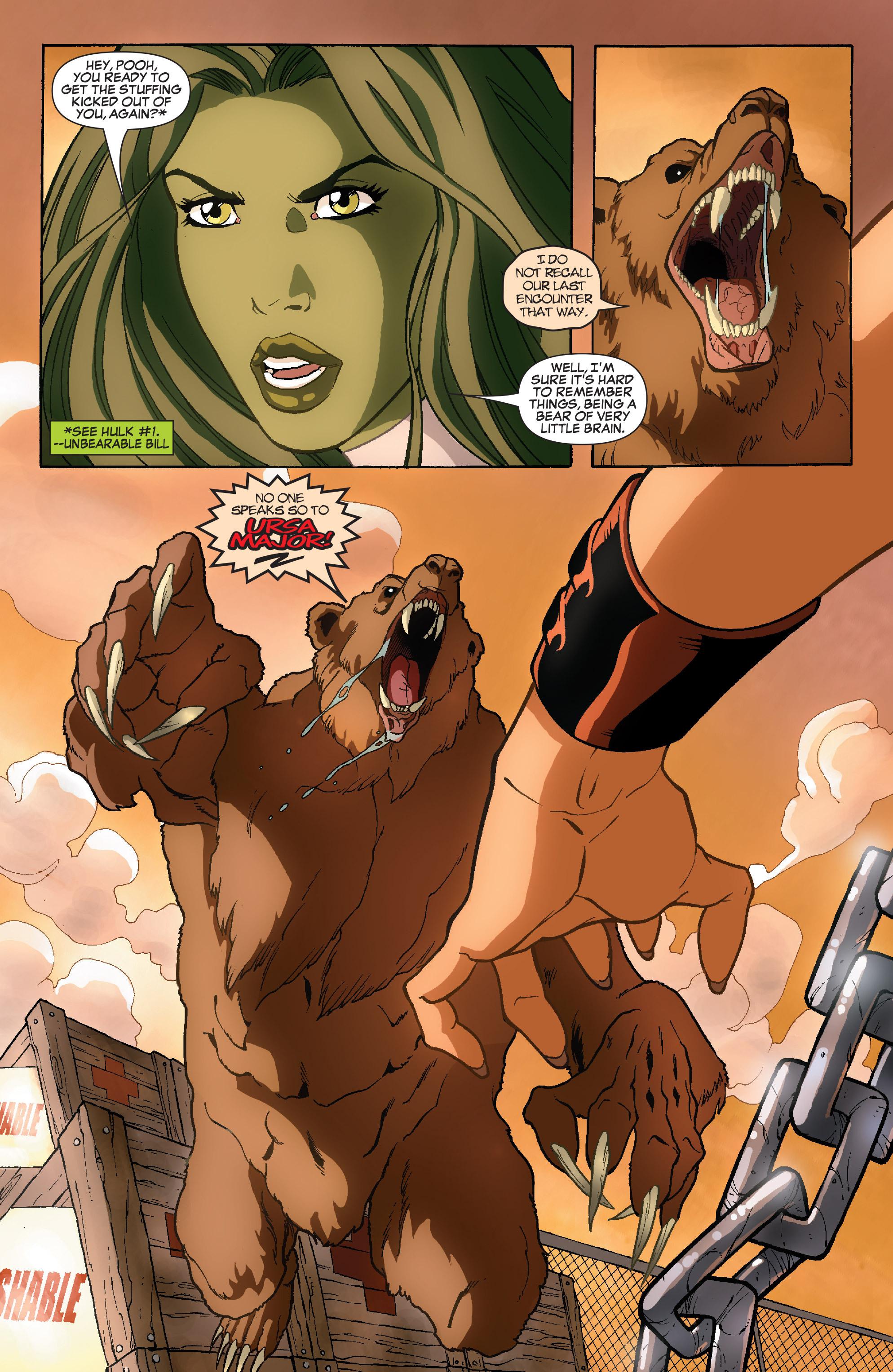 Read online She-Hulk (2005) comic -  Issue #35 - 5