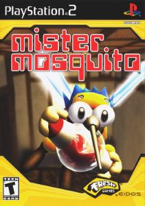 Www.JuegosParaPlaystation.Com Ps2 Ntsc Descargar Iso Gratis PlayStation 2 Mister Mosquito