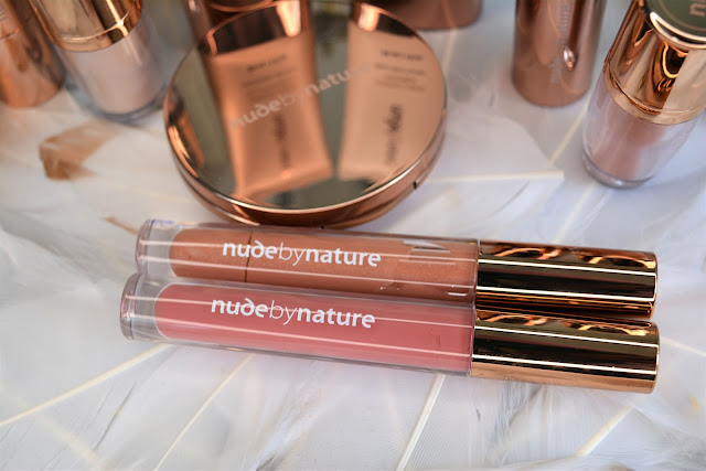 Nude By Nature | Moisture Infusion Lip Gloss