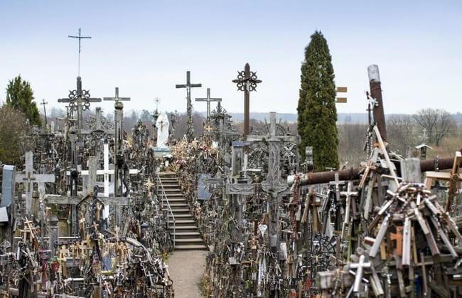 Os lugares turísticos mais assustadores do mundo