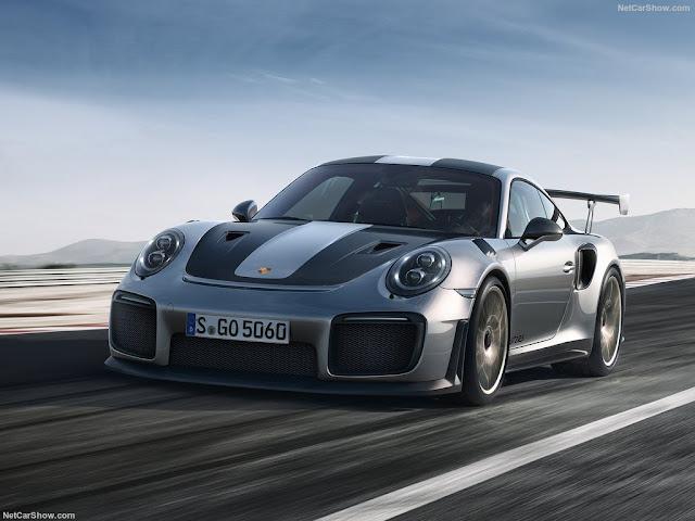 Porsche 911 GT2 Indonesia
