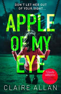Apple of My Eye by Claire Allan cover