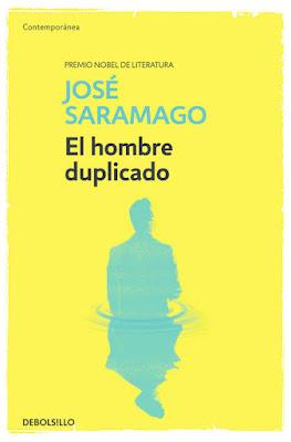 Portada libro en español El hombre duplicado - José Saramago