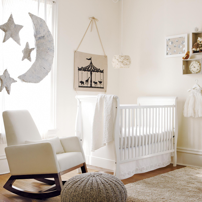 10 Gender Neutral Nursery Decorating Ideas: The Boo And The Boy: Gender Neutral Nurseries