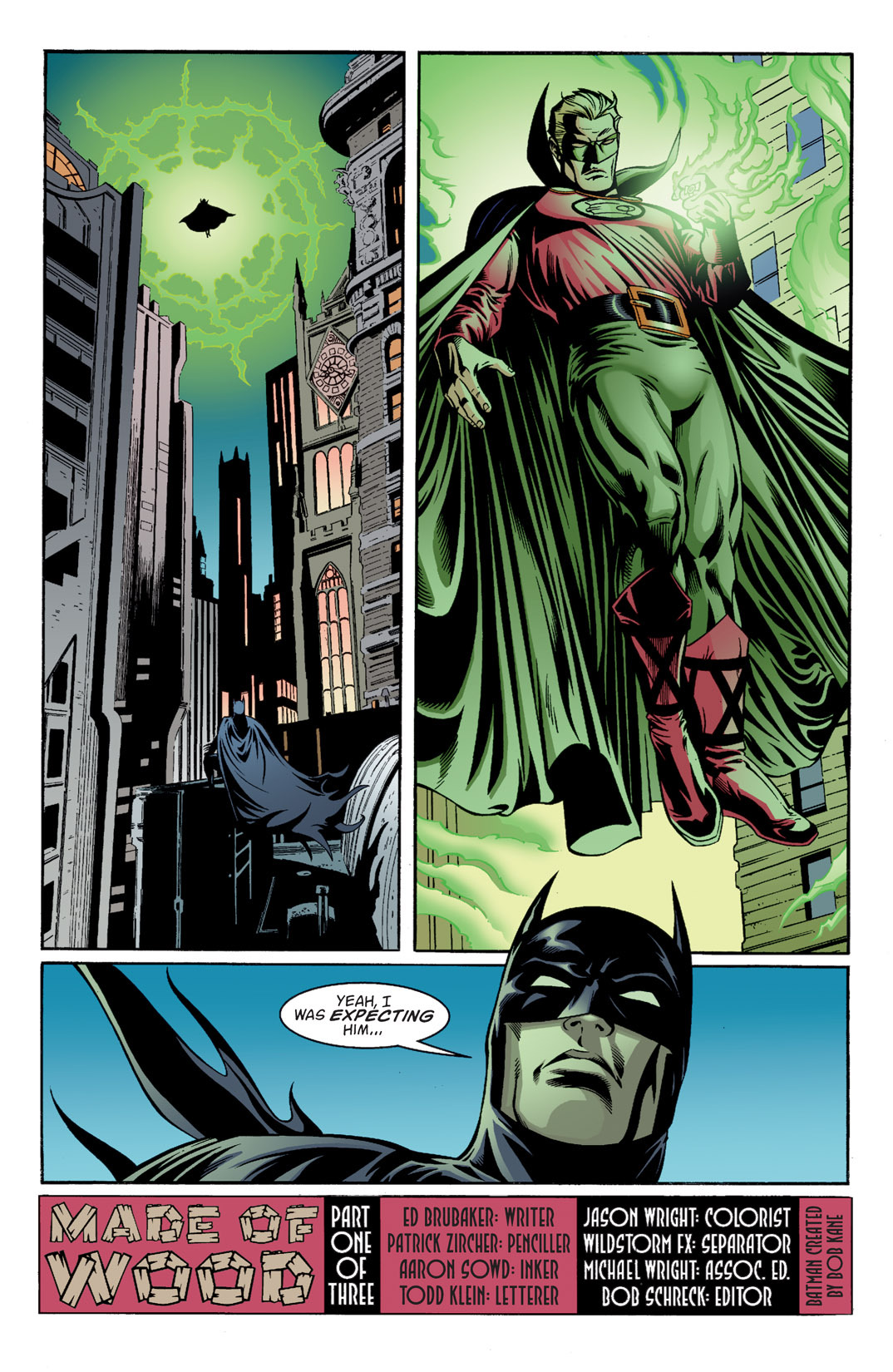 Detective Comics (1937) 784 Page 22