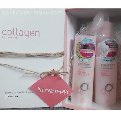Collagen by Watson , new Collagen by Watson, review Collagen by Watson, testimoni Collagen by Watson