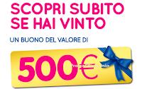 Logo Concorso ''Mellin i tuoi primi passi'' : vinci 12 buoni da 500 euro per vestitini e scarpine