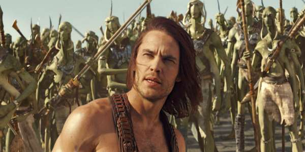 Image of Taylor Kitsch as John Carter in John Carter movie
