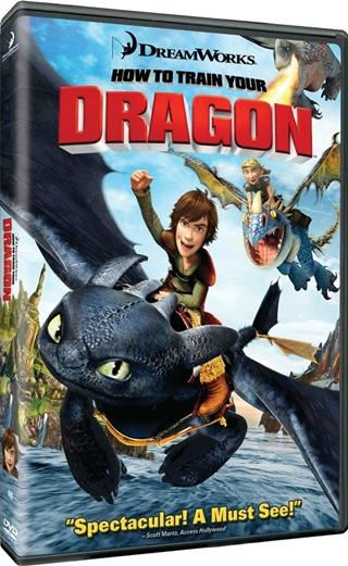 Como Entrenar a Tu Dragon DVDRip Latino