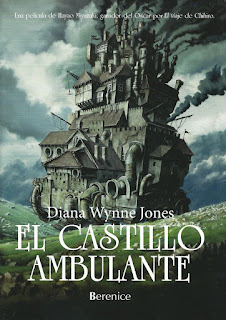Portada El Castillo Ambulante - Diana Wynne Jones