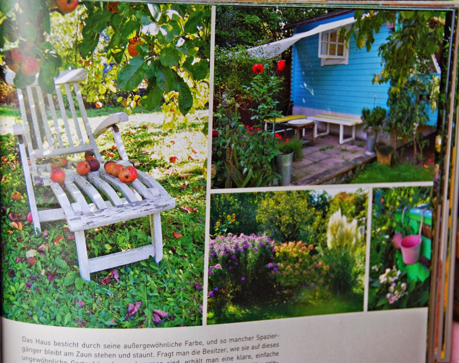 Gartenbuddelei mein sch ner schrebergarten eine - Gartengestaltung schrebergarten ...