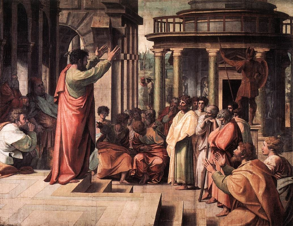 Acts 17:16–31