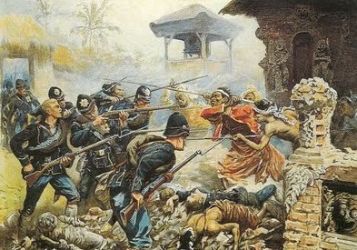 Sejarah Kronologis Penjajahan Inggris di Indonesia