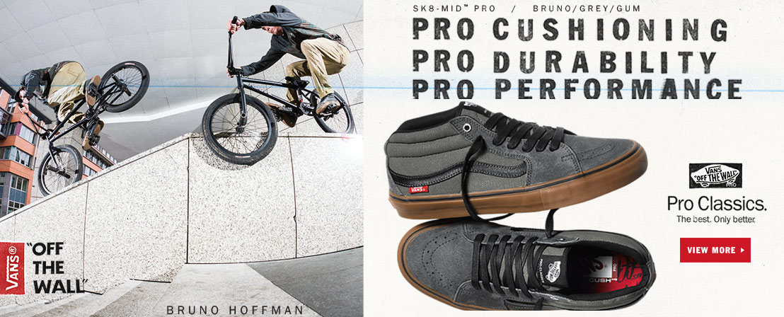a5ae954a2f Skate Mid Pro · Bruno Hoffman モデル