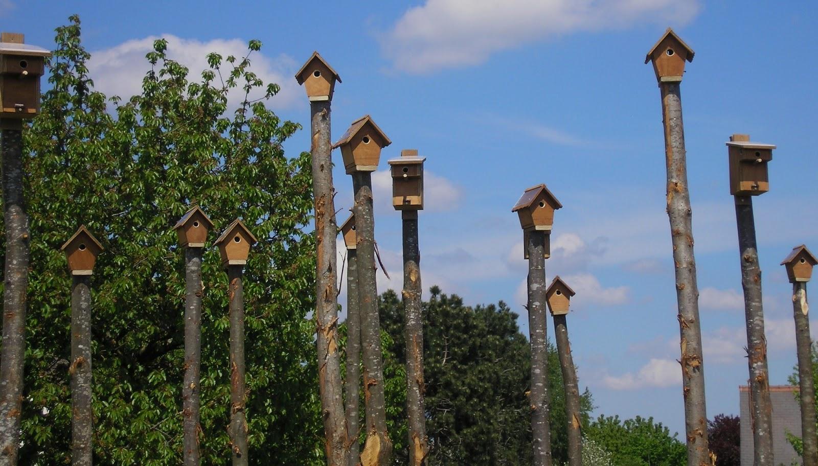 Notre dame d 39 o le totem des oiseaux for Salon de jardin totem