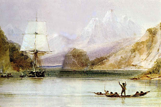 """The most important event in my life "" - Charles Darwin and HMS ""Beagle's"" Second Voyage"