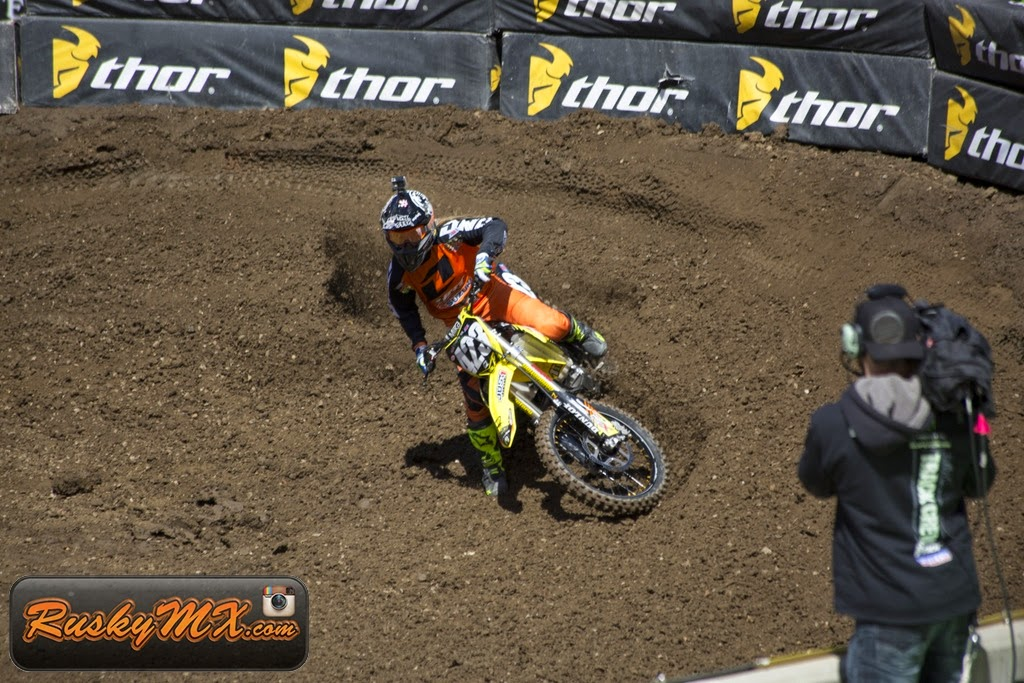Vicki Golden Metlife SX 2015