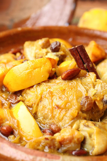 tagine coings recette