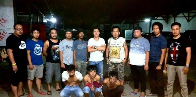 Polisi Ringkus Pelaku Curwan di Bone