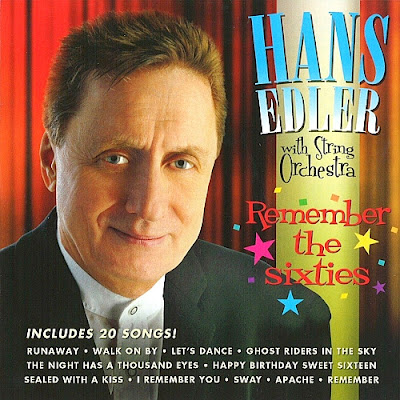 Hans Edler - Remember The Sixties - Vol 1 (2009 Sweden)
