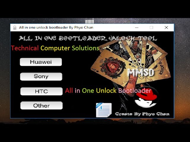 All in One Unlock Bootloader Free Download 2017 Free Download