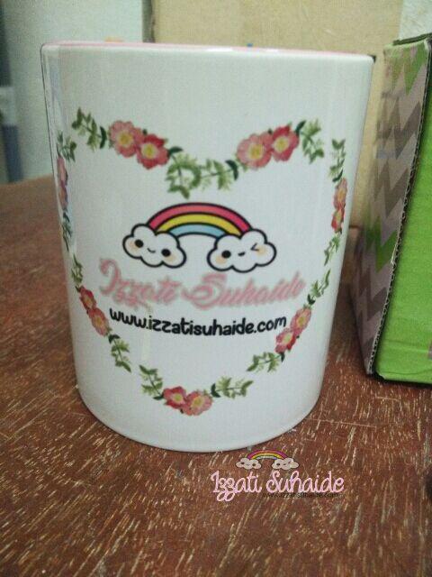 Mug Yang Comel Dari Printcious.my