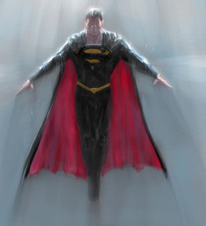 Concept Art For George Miller Justice League Movie