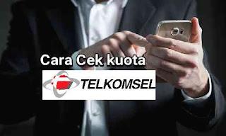 Cara Cek Kuota Telkomsel Terbaru, Cepat Dan Lengkap
