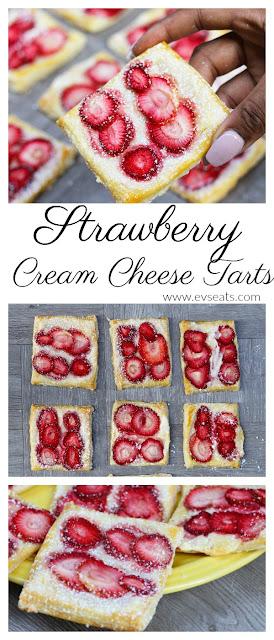 Strawberry Cheesecake Tar + VIDEO