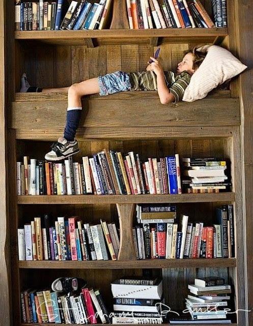 afición lectura hijos