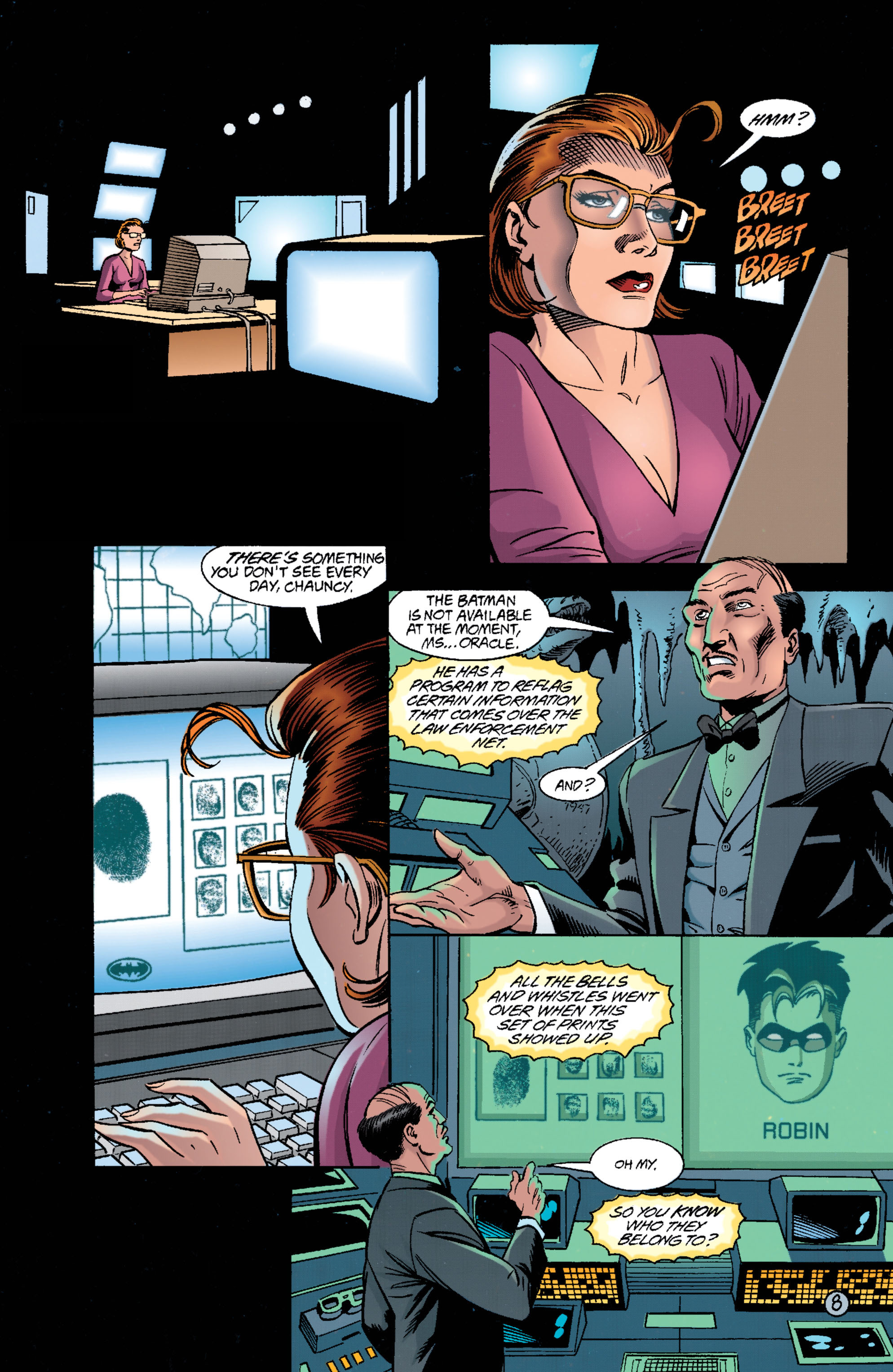 Detective Comics (1937) 699 Page 8