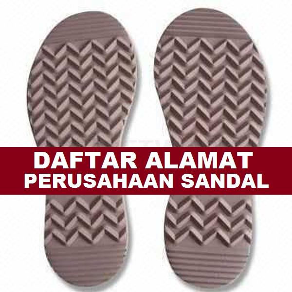 Alamat Perusahaan Industri Sandal Di DKI Jakarta