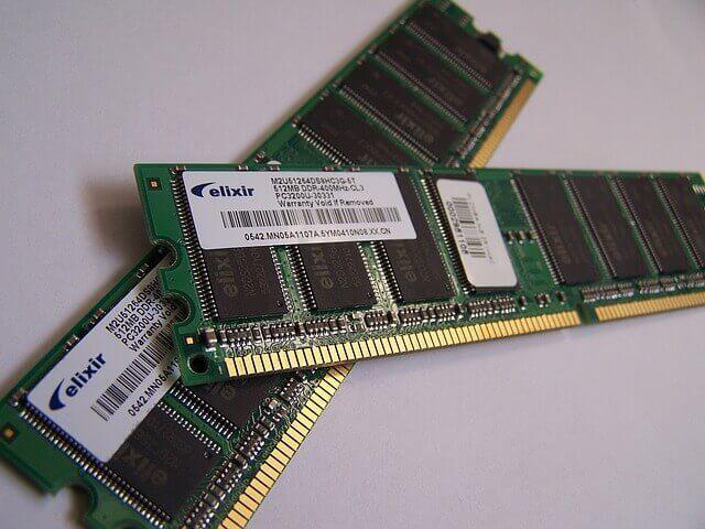 Mengetes RAM Lain