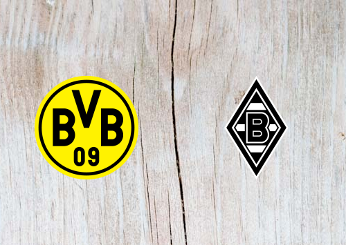 Borussia Dortmund vs B. Monchengladbach Full Match & Highlights 21 Dec 2018