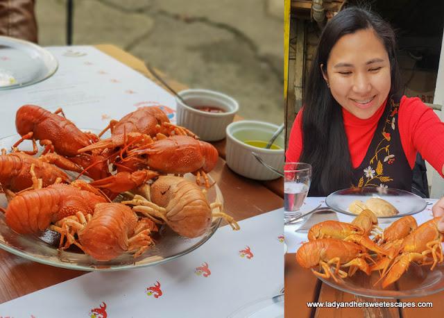 Los Crayfish Hermanos Tbilisi